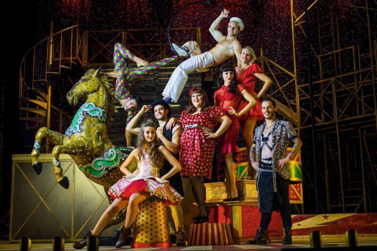 Love Circus - © Vincent Capman
