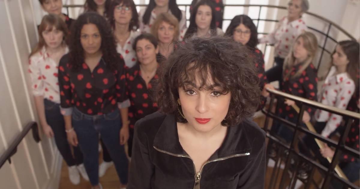 Barbara Pravi - Note pour trop tard x Le malamour - Capture YouTube