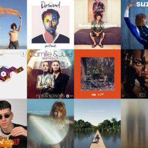 Les Albums du Vendredi 24 Janvier 2020