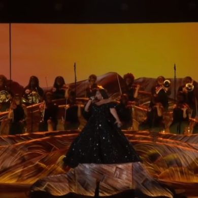 Lizzo - Grammy Awards 2020 - Capture YouTube