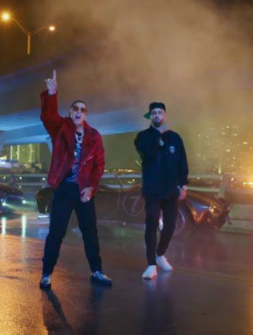 Nicky Jam & Daddy Yankee - Muévelo - Capture YouTube