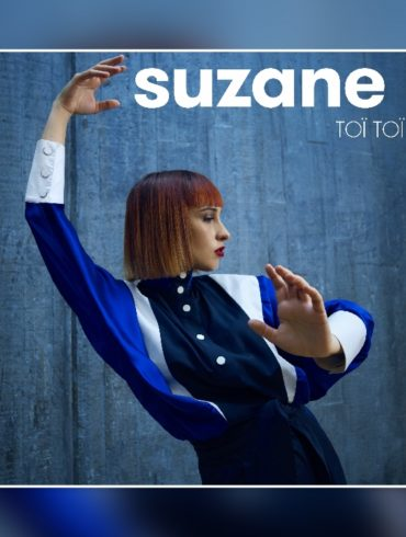 Suzane - Toï Toï - Cover
