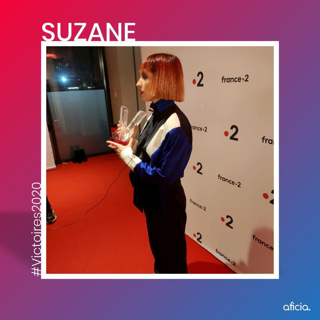 Suzane - Victoires de la Musique 2020 - © Thibaut Muller