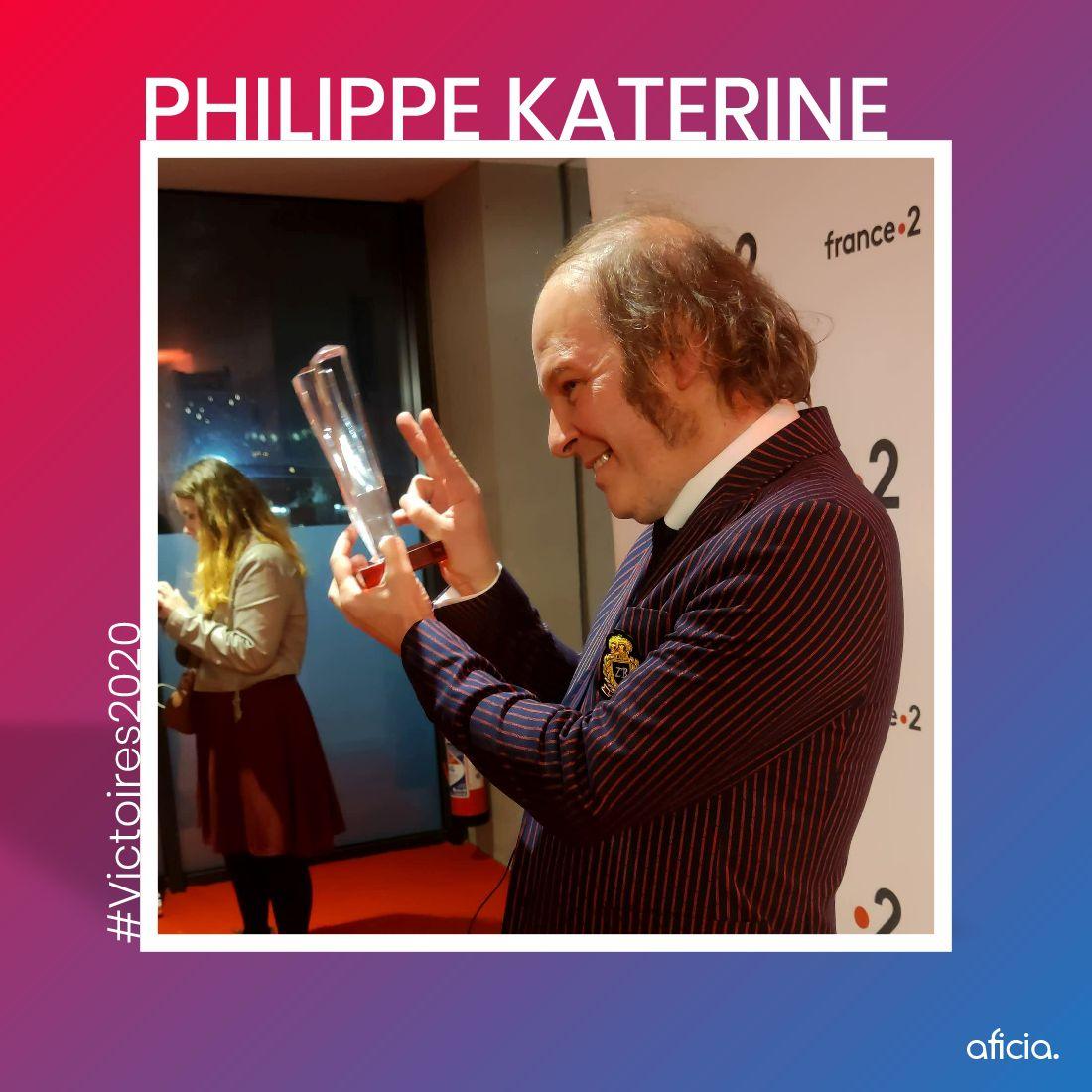 Philippe Katerine - Victoires de la Musique 2020 - © Thibaut Muller