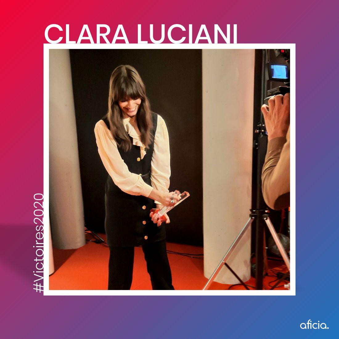 Clara Luciani - Victoires de la Musique 2020 - © Thibaut Muller