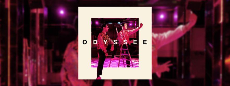 AaRON - Odyssée - Cover