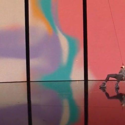 Aloïse Sauvage - À l'horizontale - Victoires de la Musique 2020
