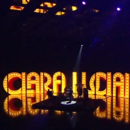 Clara Luciani - Nue - Victoires de la Musique 2020