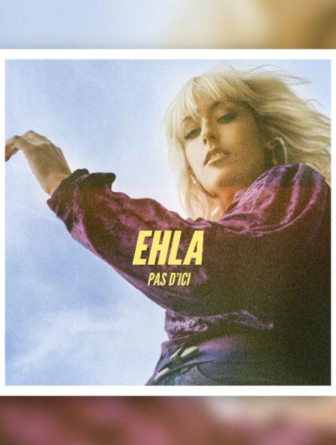Ehla - Pas d'ici - Cover