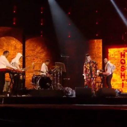 Hoshi - Amour Censure - Victoires de la Musique 2020
