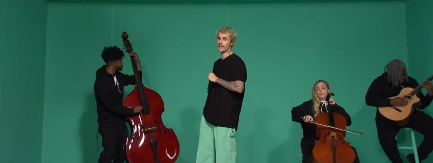 Justin Bieber - Yummy - Capture YouTube