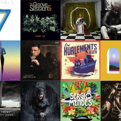 Les Albums du Vendredi 21 Février 2020