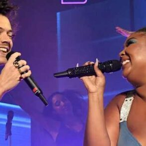 Lizzo x Harry Styles - Juice - Capture YouTube