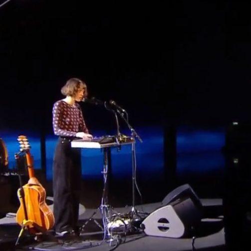 Pomme - Anxiété - Victoires de la Musique 2020