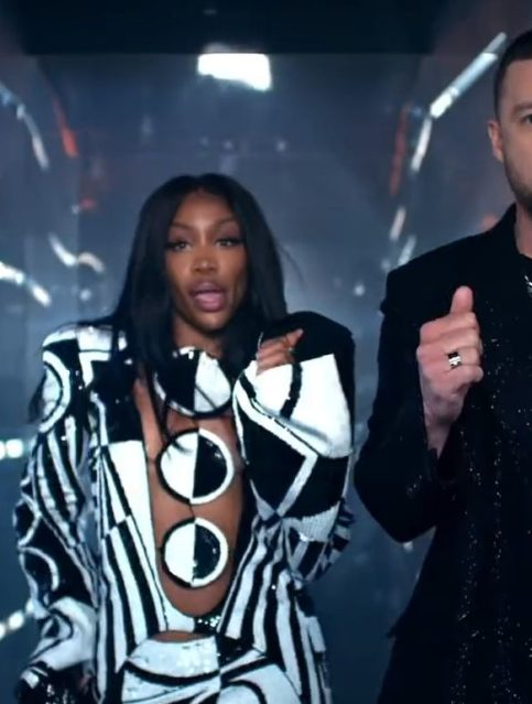 SZA x Justin Timberlake - The Other Side - Capture YouTube