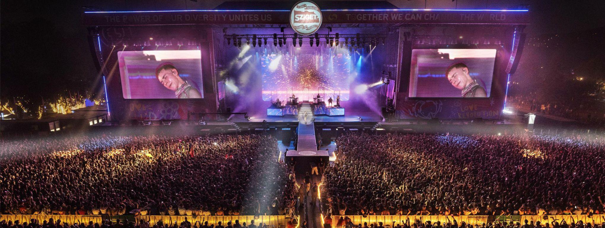Sziget Festival 2019 - © Rockstar Photographers