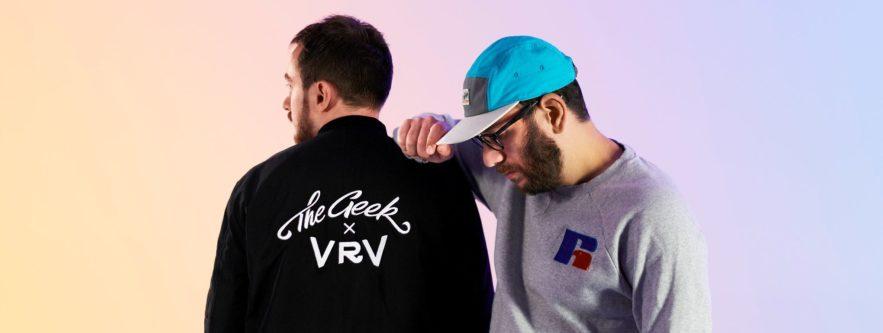 The Geek x VRV - © A Combes