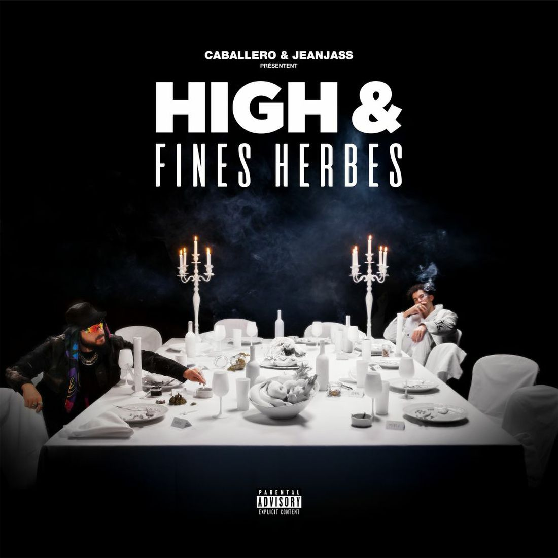 Caballero & JeanJass - High & Fines Herbes