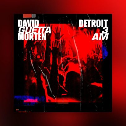 David Guetta x Morten - Detroit 3 AM - Cover