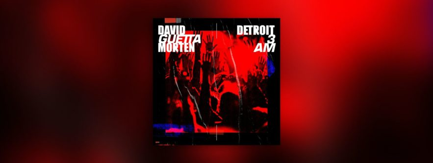 David Guetta x Morten - Detroit 3 AM - Cover