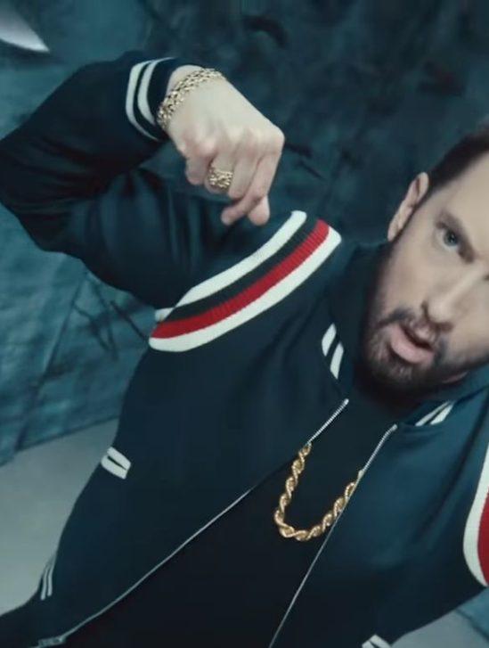 Eminem - Godzilla - Capture YouTube