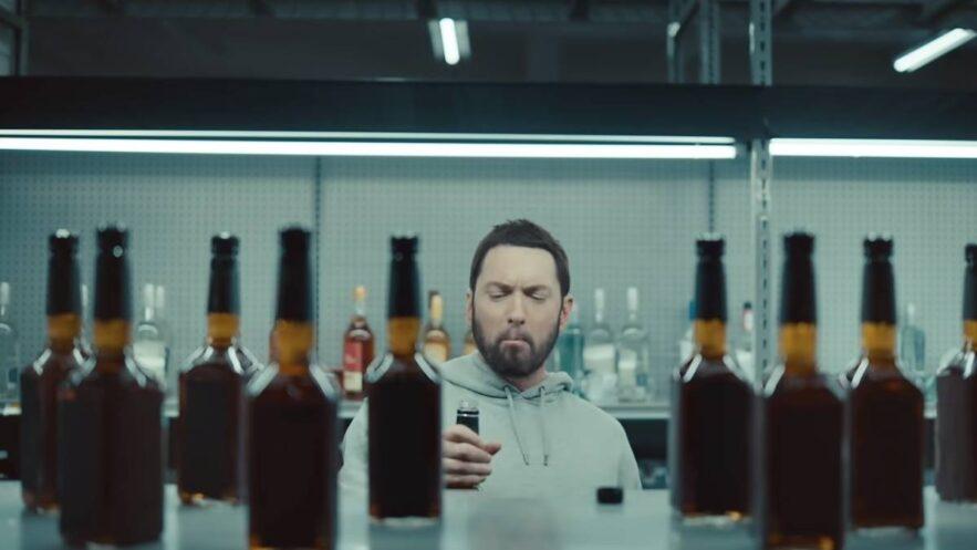 Eminem - Godzilla ft. Juice WRLD - Capture YouTube
