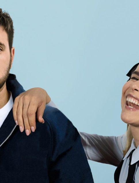 Jonas Blue and Paloma Faith - DR