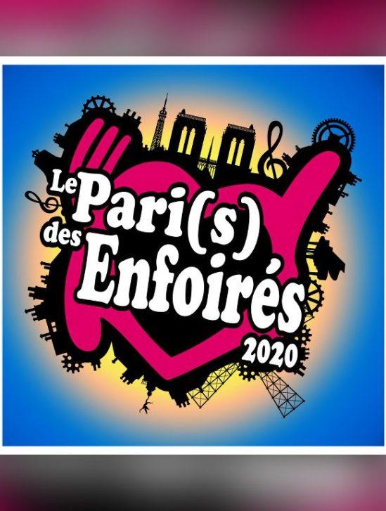 Les Enfoirés - Le Pari(s) des Enfoirés 2020 - Cover