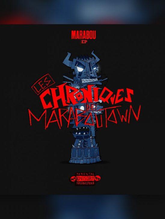 MARABOU - Les Chroniques de Maraboutown - Cover