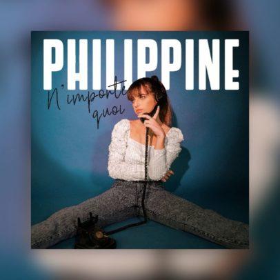 Philippine - N'importe quoi - Cover
