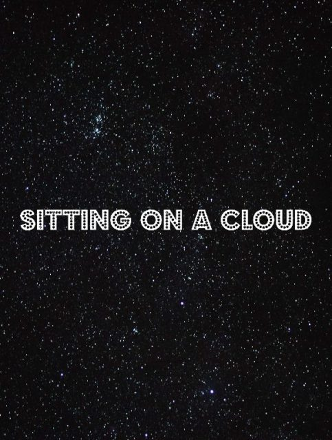 Sory - Sitting on a Cloud - Cover