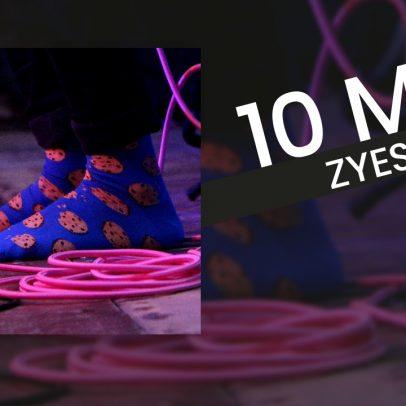 10 Moi - Zyes - Cover