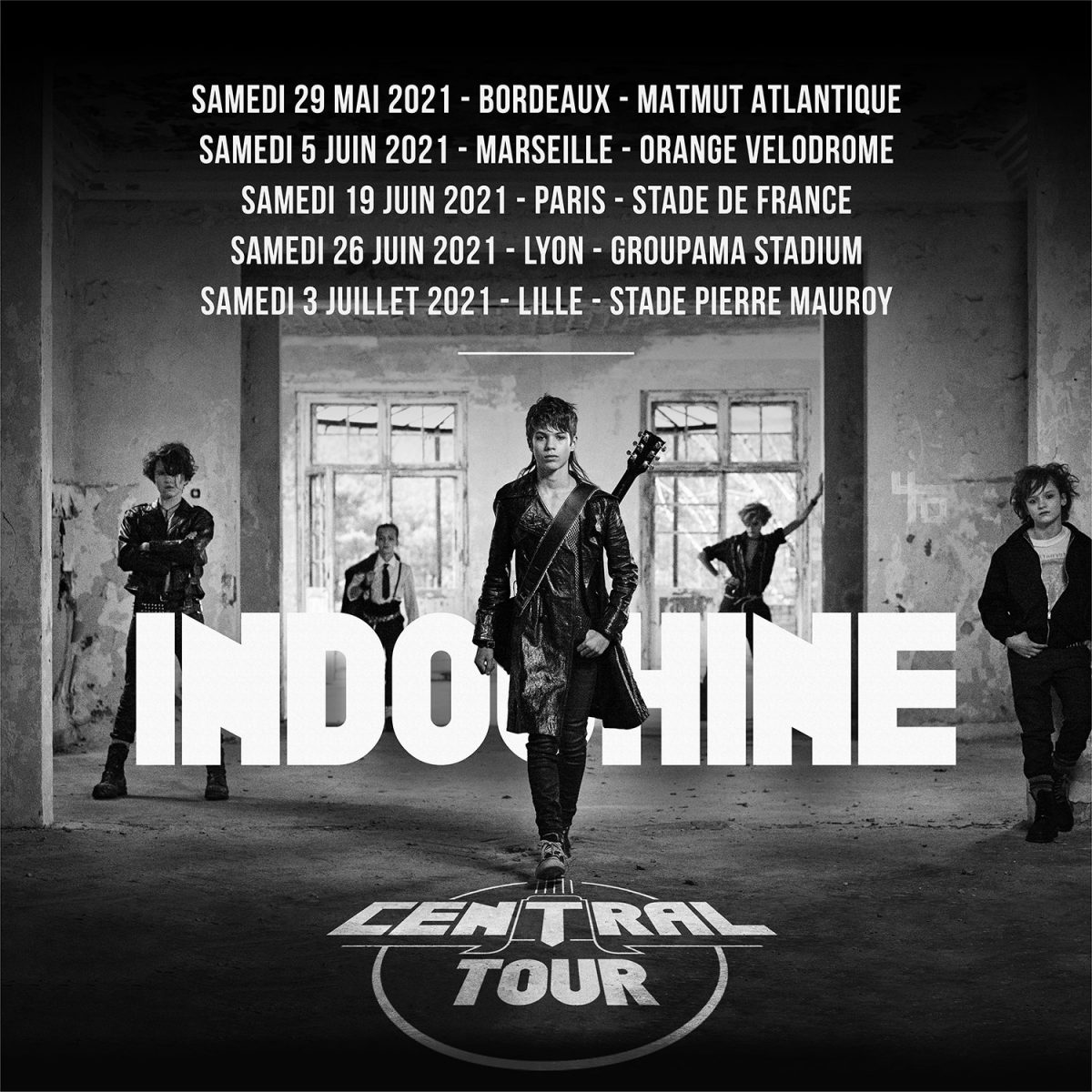 Indochine - Central Tour