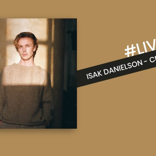 Isak Danielson - Ceux qui rêvent - Live Experience