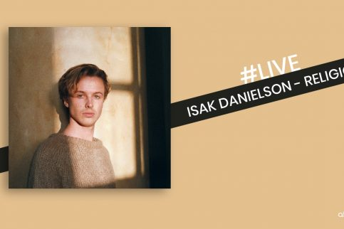 Isak Danielson - Religion - Live Experience