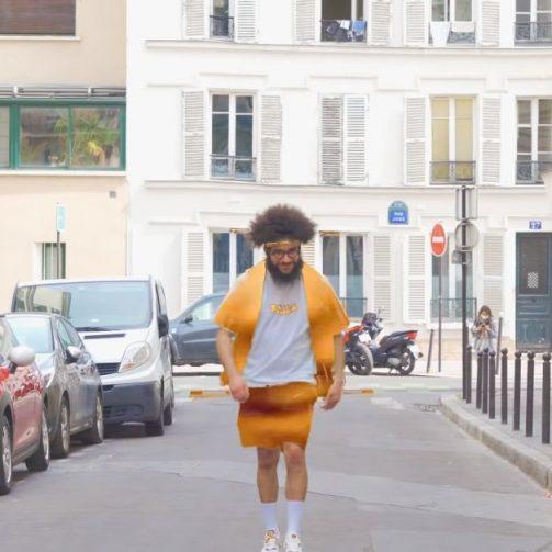 Kikesa - Je danse comme ça - Capture YouTube