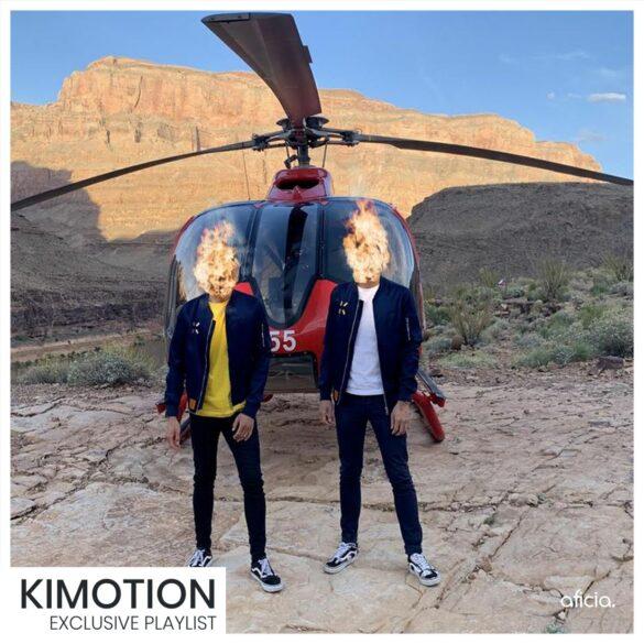 Kimotion - Exclusive PlayList