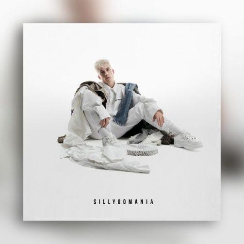 Loïc Nottet - Sillygomania - Cover