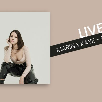 Marina Kaye - Something - Live At Home