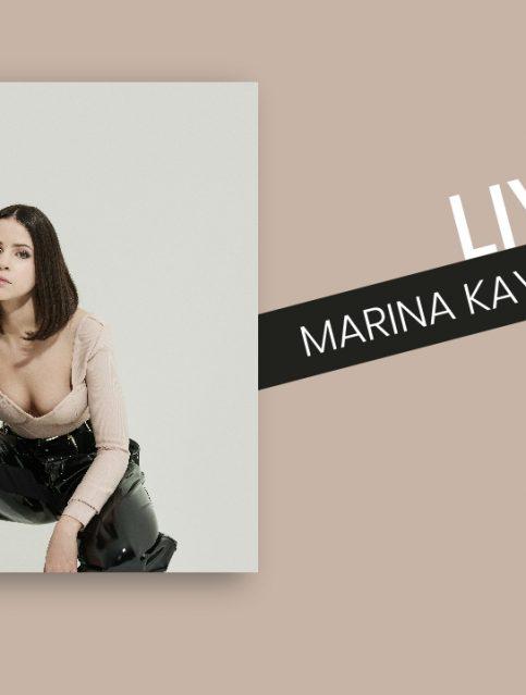 Marina Kaye - Something - Live At Home