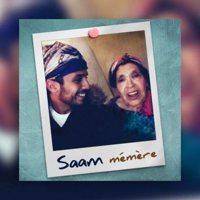Saam - Mémère - Cover