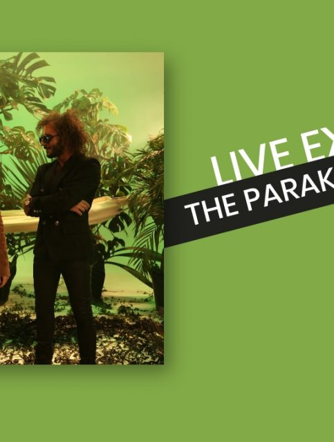 The Parakit - Dam Dam - Live Experience by aficia