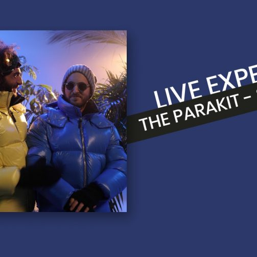The Parakit - Save Me - Live Experience by aficia