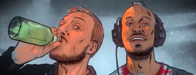 Tryo ft McFly & Carlito - Désolé pour hier soir - Capture YouTube