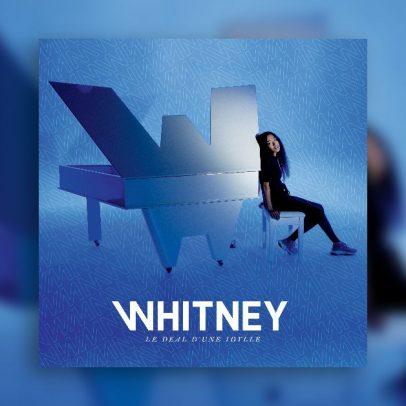 Whitney - Le deal d'une idylle - Cover