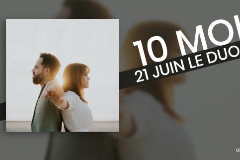 10 Moi - 21 Juin Le Duo - Cover