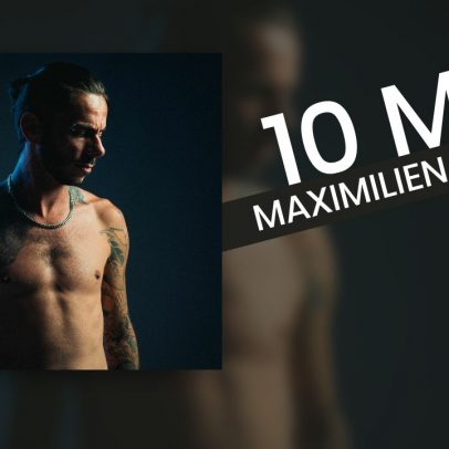 10 Moi - Maximilien Philippe - Cover
