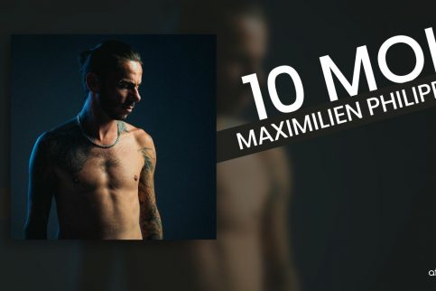 10 Moi - Maximilien Philippe - Cover