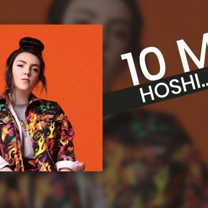 10 moi - Hoshi - Cover