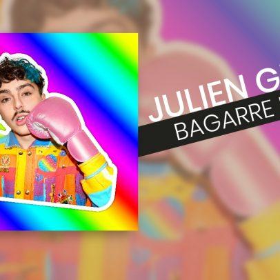 Julien Granel - Bagarre Bagarre - Cover